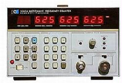 HP/AGILENT 5343A/1 COUNTER, FREQ., MICROWAVE, OPT. 1